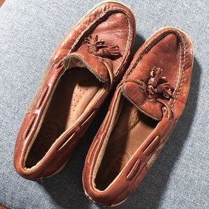 Vintage Sperry Boat Shoes
